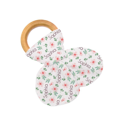 Sophia's Pinstriped Impatiens | Teether
