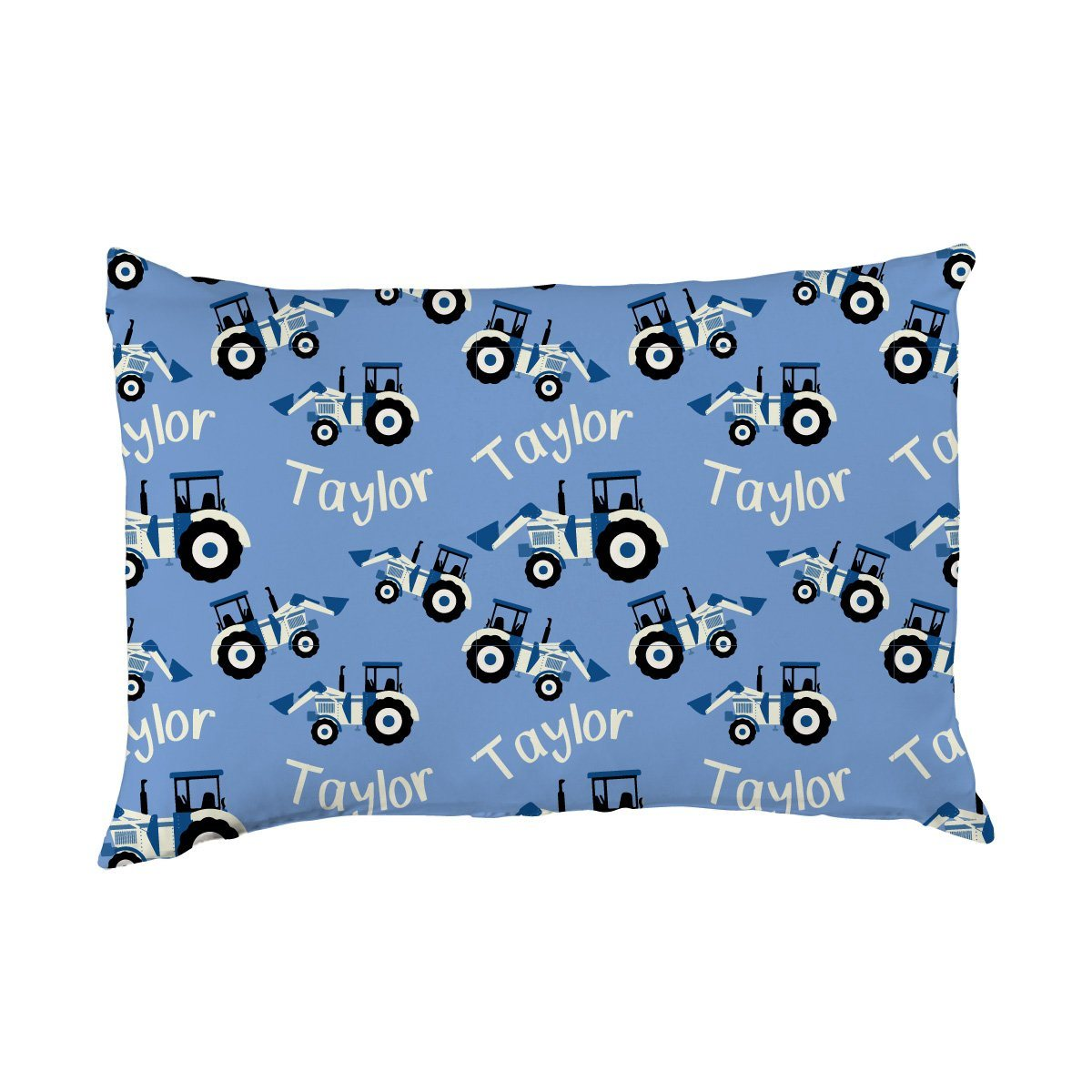 Taylor's Tractors | Big Kid Pillow Case