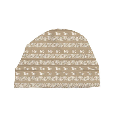 Teo's Sketchy Triangles | Swaddle and Hat Set