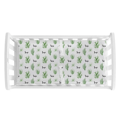 Tera's Earthy Cactus | Changing Pad Cover