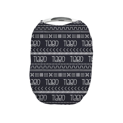 Tiago's Charcoal Tribe | Car Seat Cover (Multi-Use)