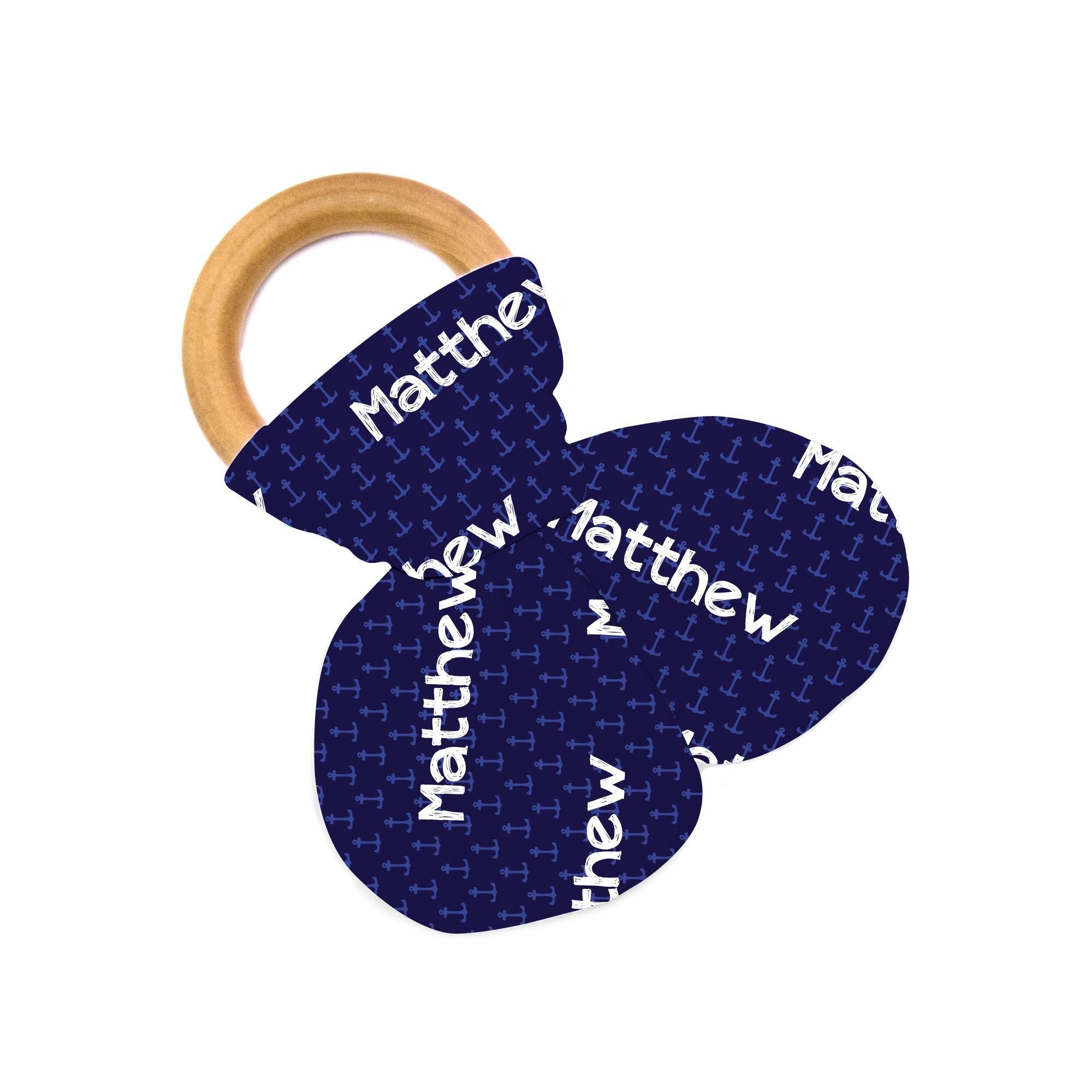 Arlo's Anchors Aweigh | Teether