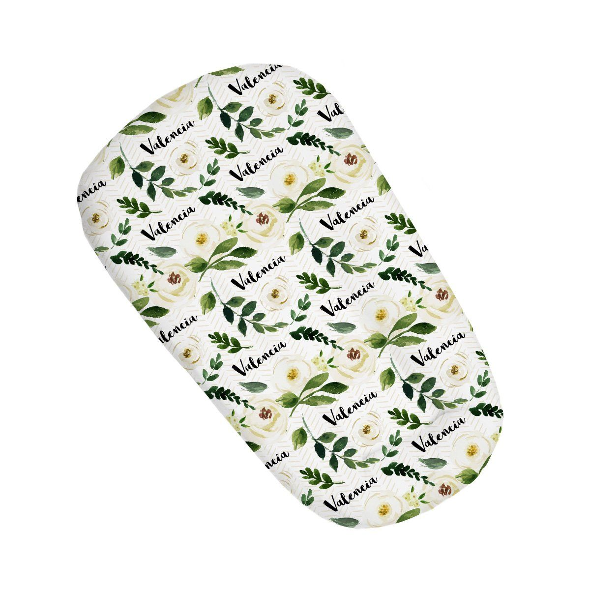 Valencia's Floral Tribe | Sleep Nest Covers for DockATot™