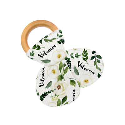 Valencia's Floral Tribe | Teether