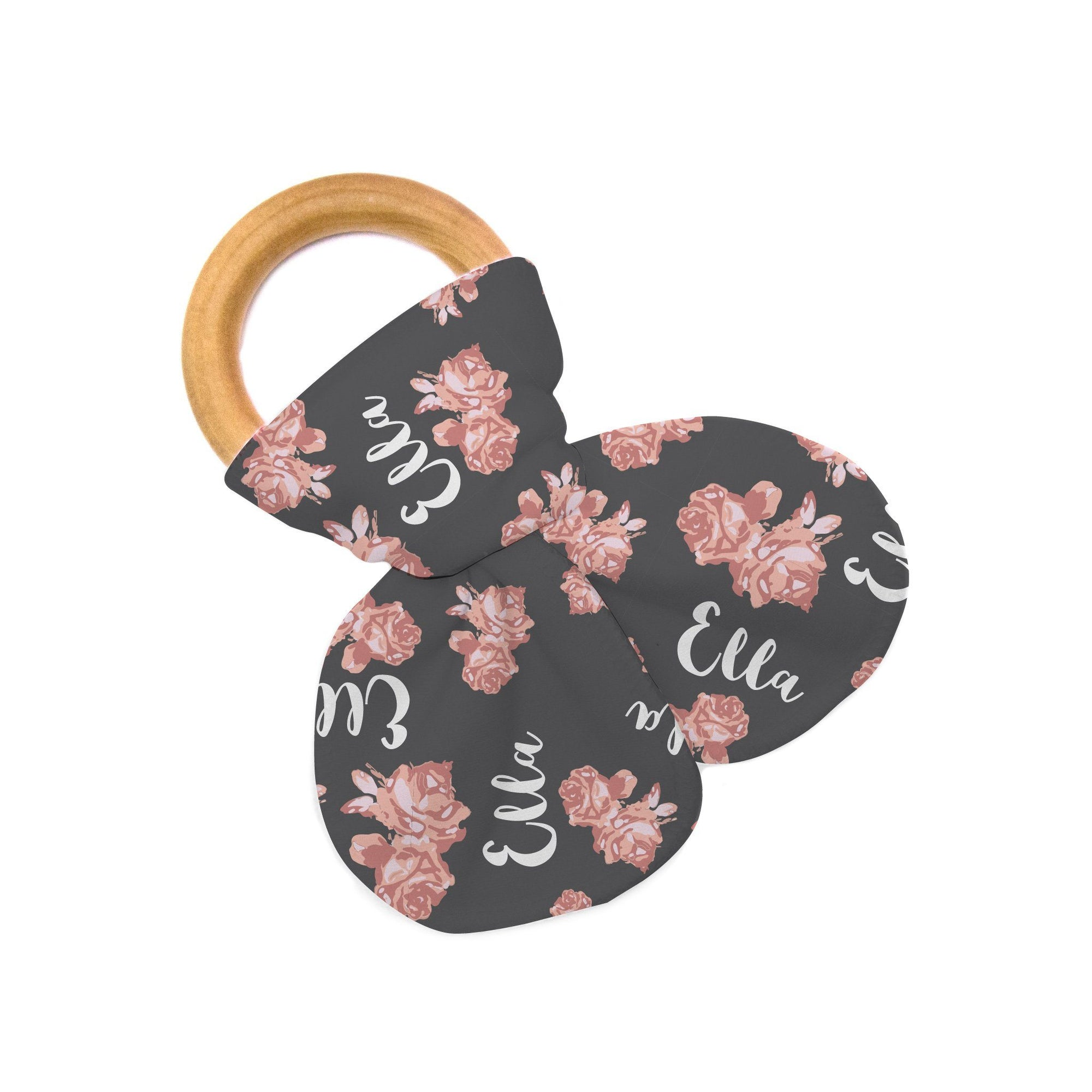 Nicole's Vintage Floral | Teether