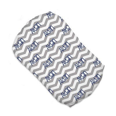 Will's Classic Chevron | Sleep Nest Covers for SnuggleMe Organic™