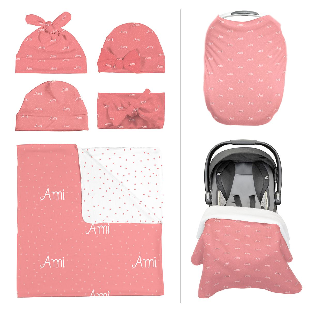 Ami's Cute Confetti | Take Me Home Bundle