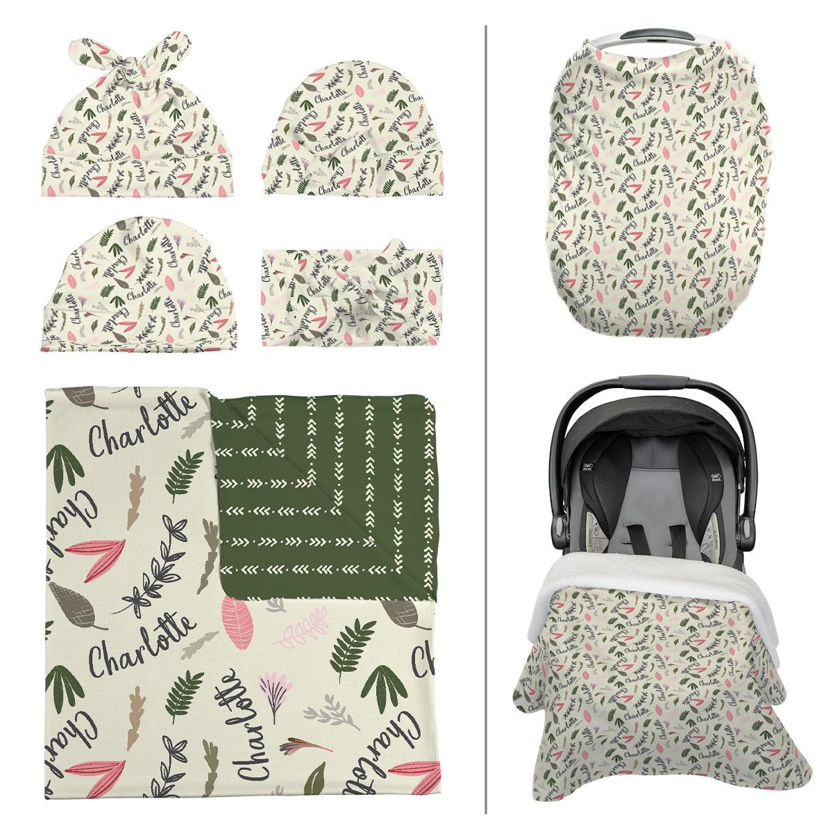 Amani's Floral | Take Me Home Bundle