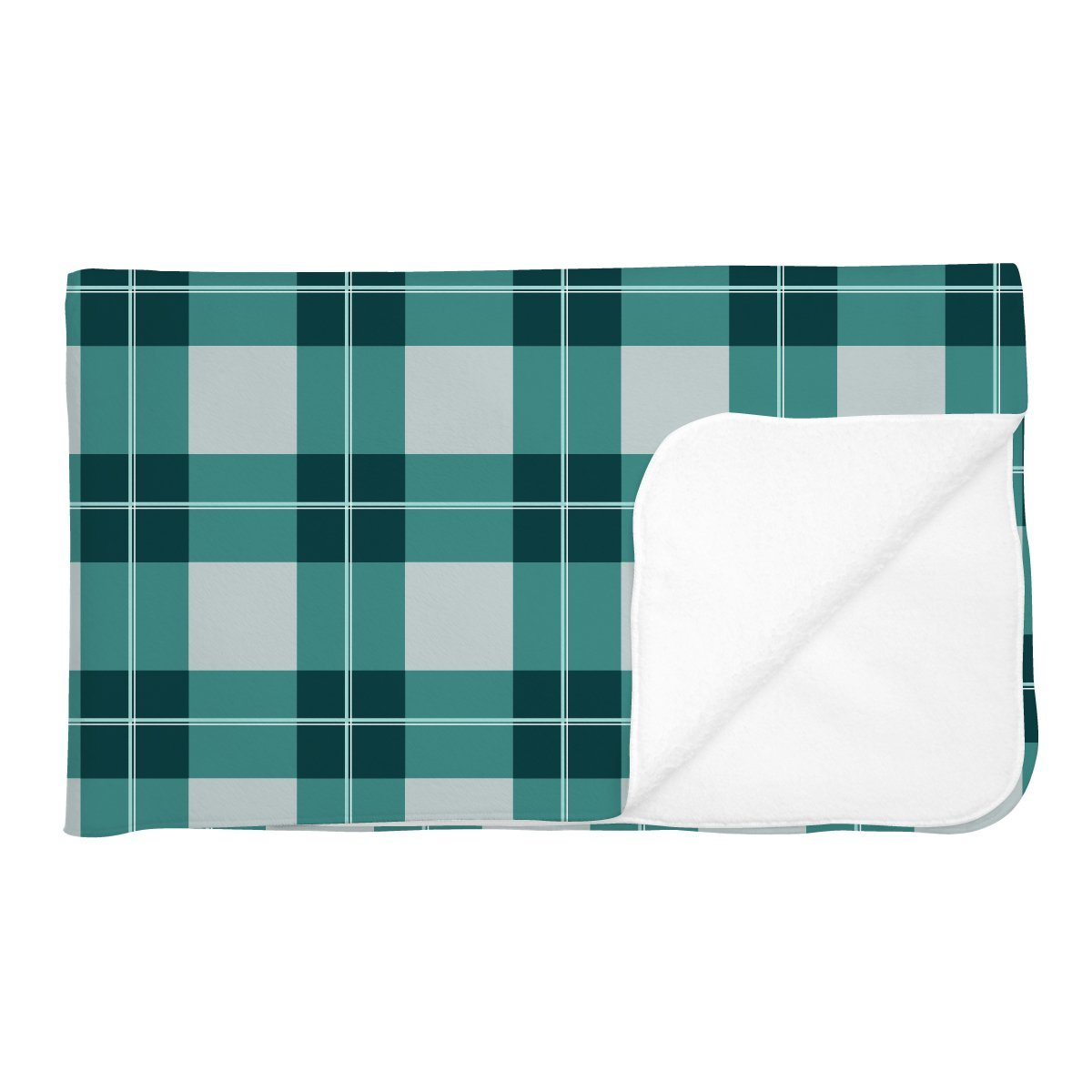 Aiden's Plaid | Adult Size Blanket