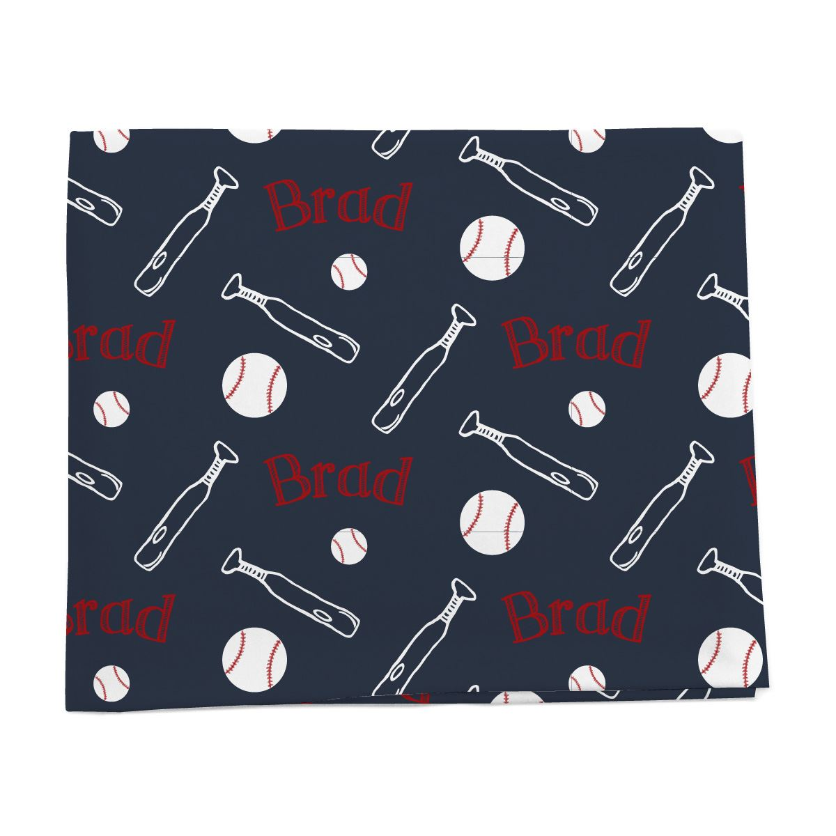 Brad's Baseball League | Swaddle