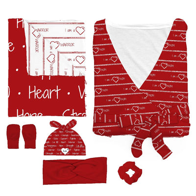 Axxle's Heart Warrior | Mommy & Me Bundle