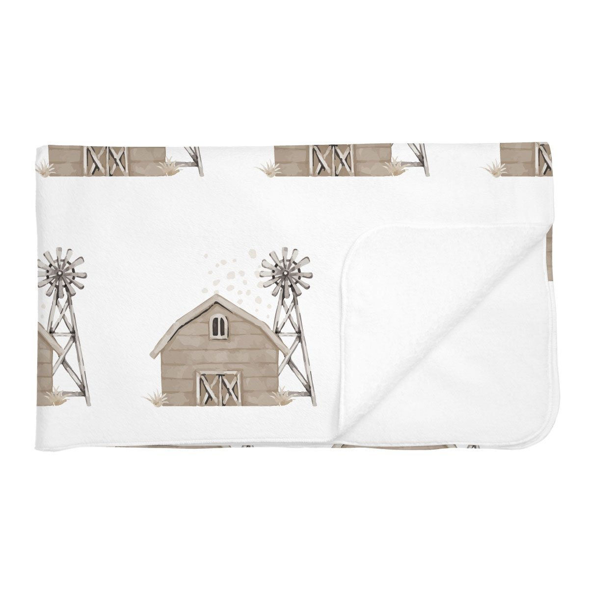 Bennett's Modern Farmhouse | Adult Size Blanket