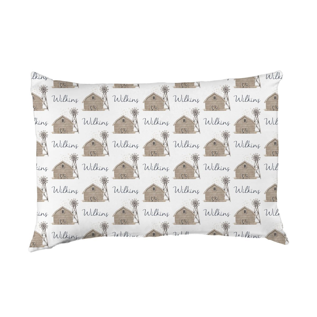 Bennett's Modern Farmhouse | Big Kid Pillow Case