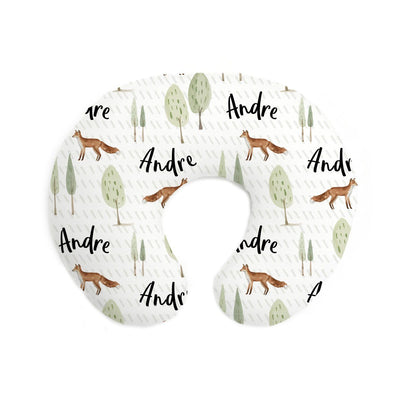 Brene's Walk Through the Woods | Pillow Cover for Boppy®