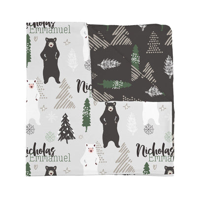 Brian's Winter Woodland | Swaddle