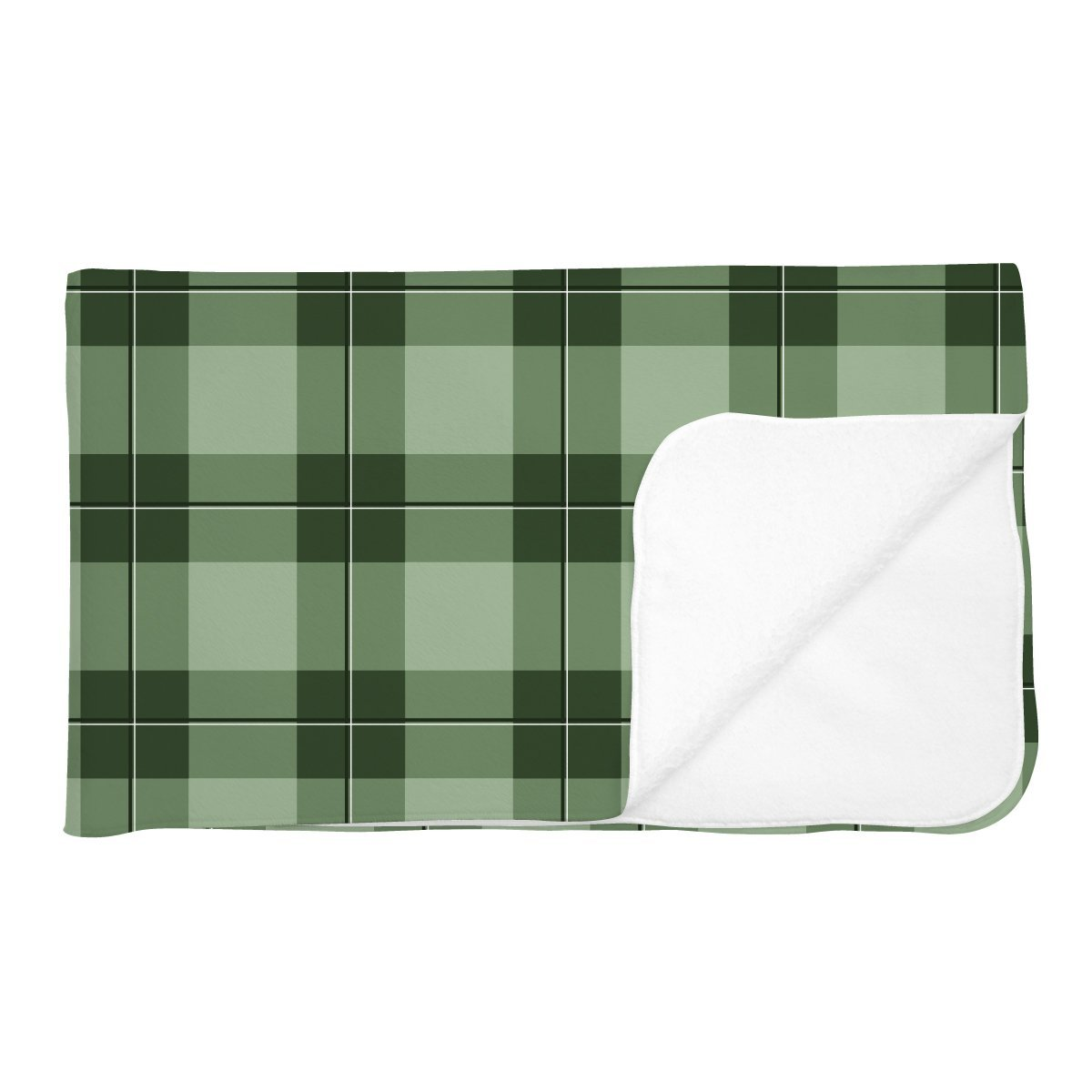 Brian's Gingham | Adult Size Blanket