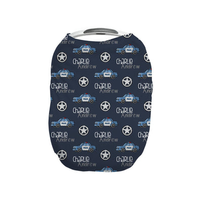 Charlie's Police Chase | Car Seat Cover (Multi-Use)