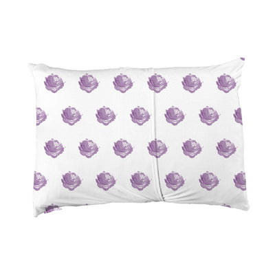 Lucia's Violet Garden | Mommy Pillow Case