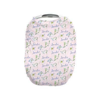 Amelia's Lovely Lily | Car Seat Cover (Multi-Use)