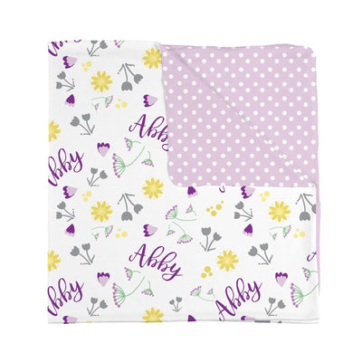 Abby's Wildflower | Swaddle