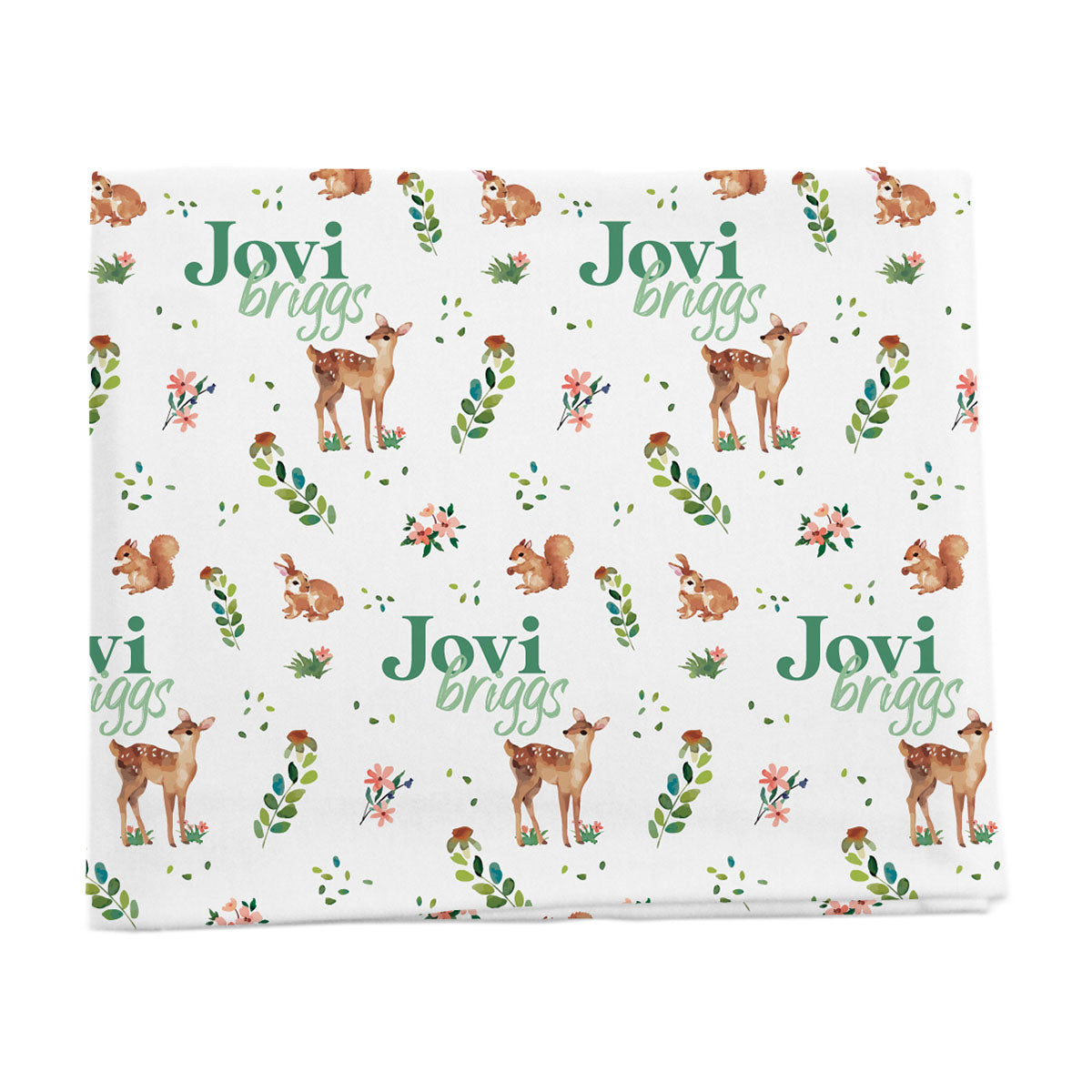 Frolicking Fawns  | Swaddle