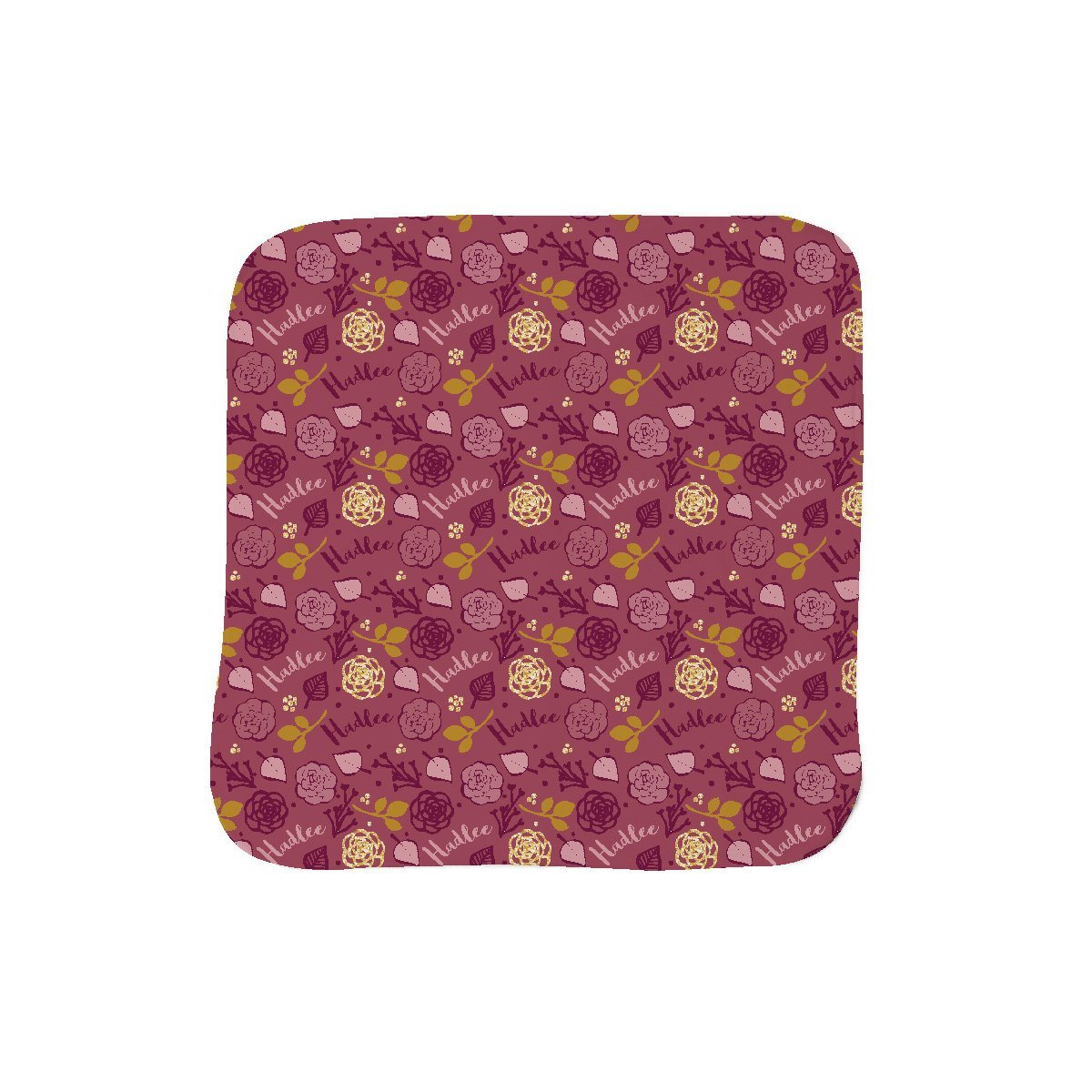 Hadlee's Plum Floral | Lovey