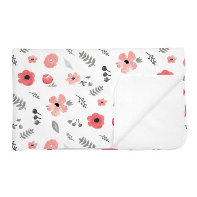 Emerlynn's Mountain Floral | Adult Size Blanket