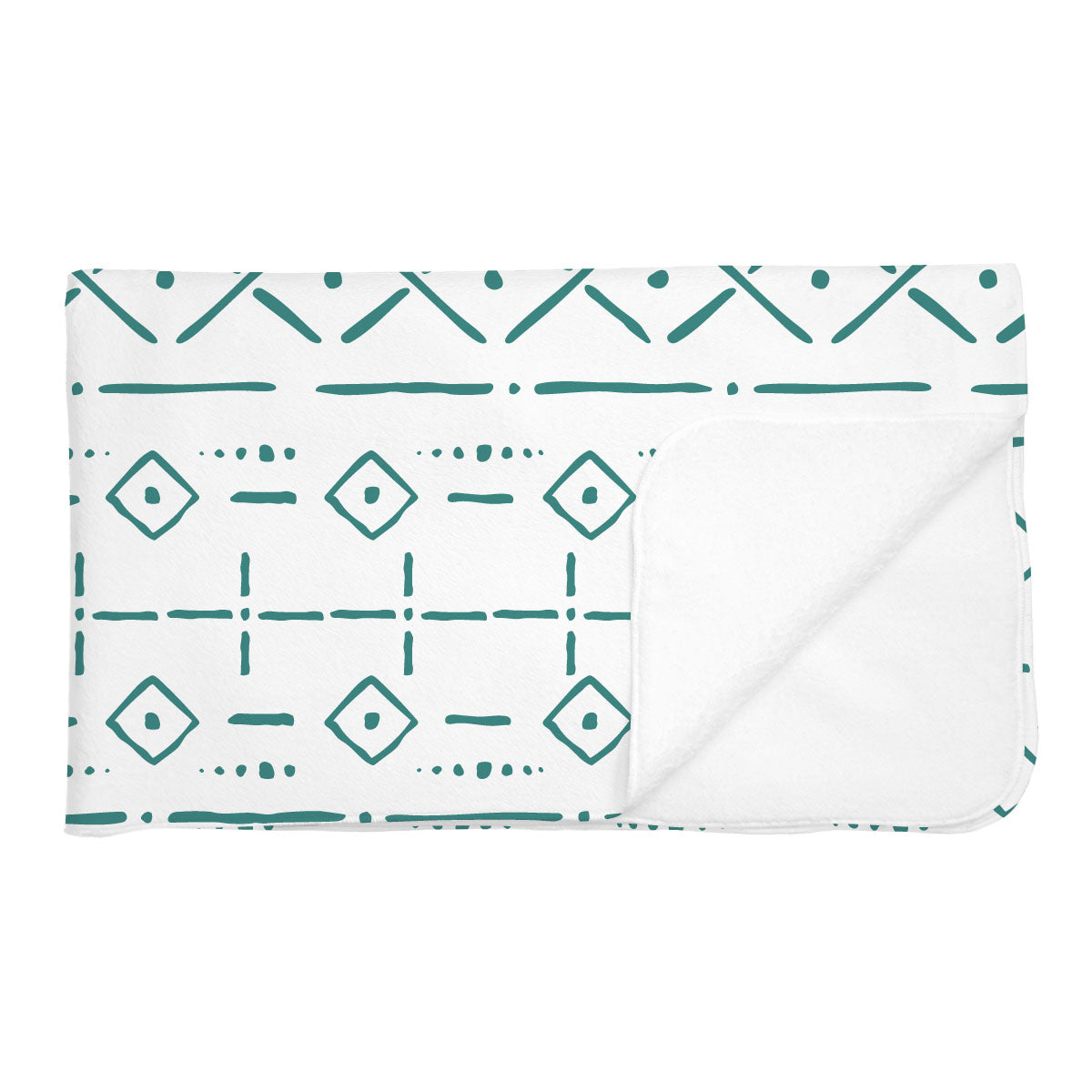 Parker's Tribal Lines | Adult Size Blanket