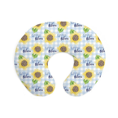 Summer's Sweet Sunflower | Pillow Cover for Boppy®