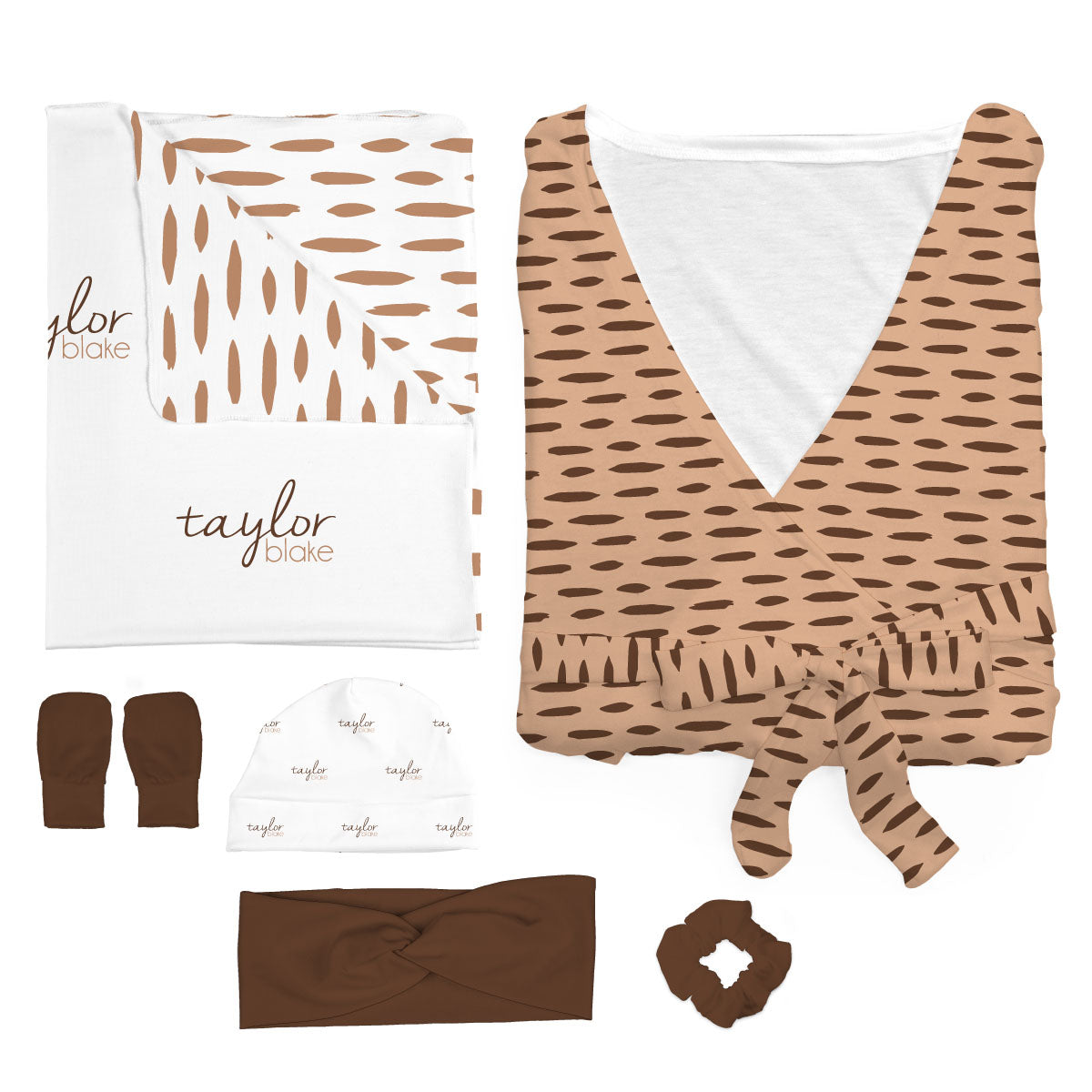 Taylor's Simple Dashes | Mommy & Me Bundle
