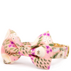 Harper Floral Bow Tie Collar (Dog) - Sarah Virginia Home