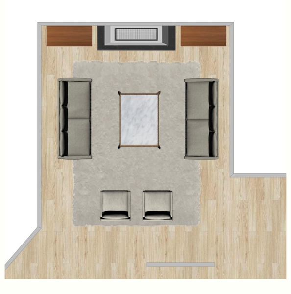 Custom Floor Plan - Sarah Virginia Home