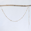 Wood Bead Garland - Sarah Virginia Home