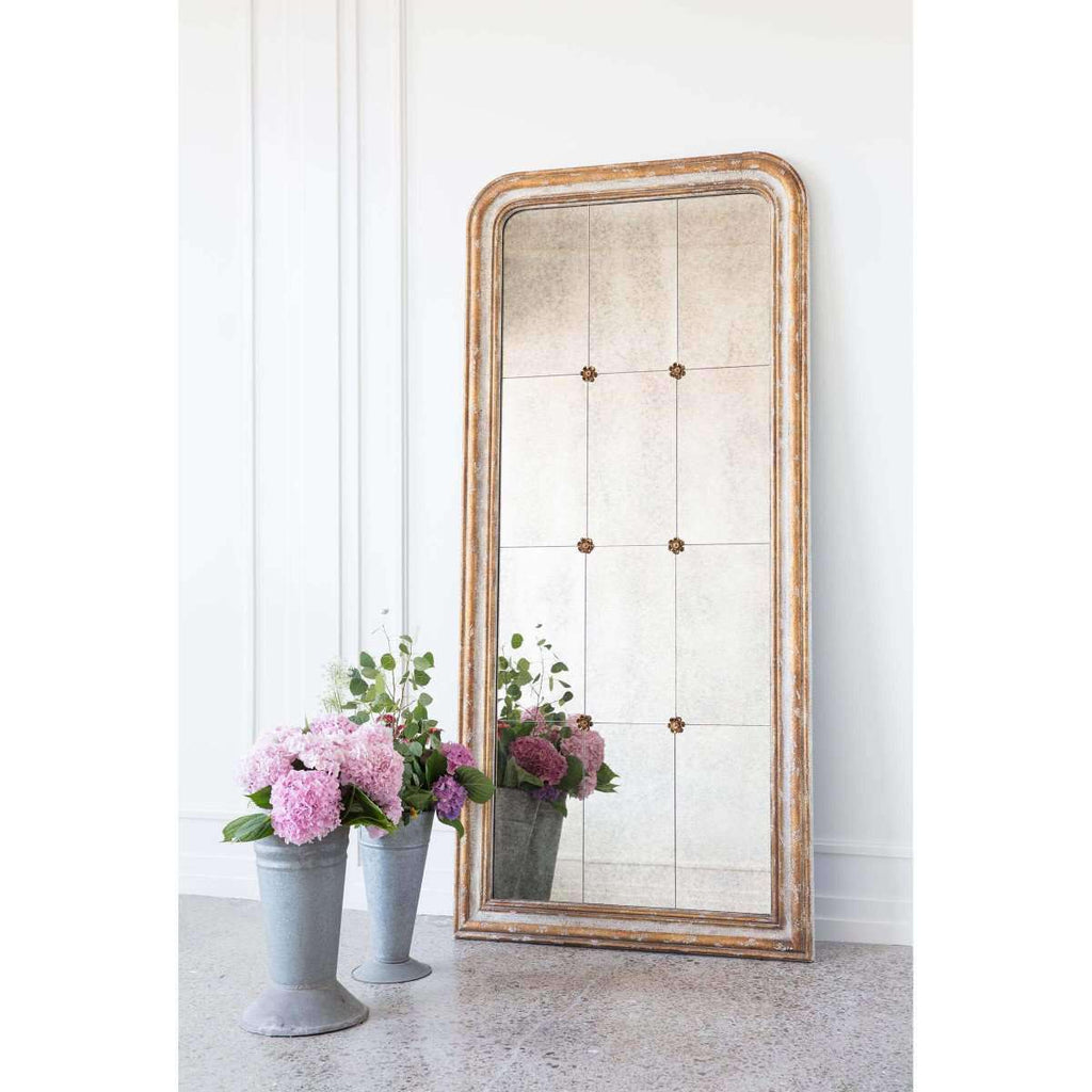 Tuscan Dressing Mirror - Sarah Virginia Home