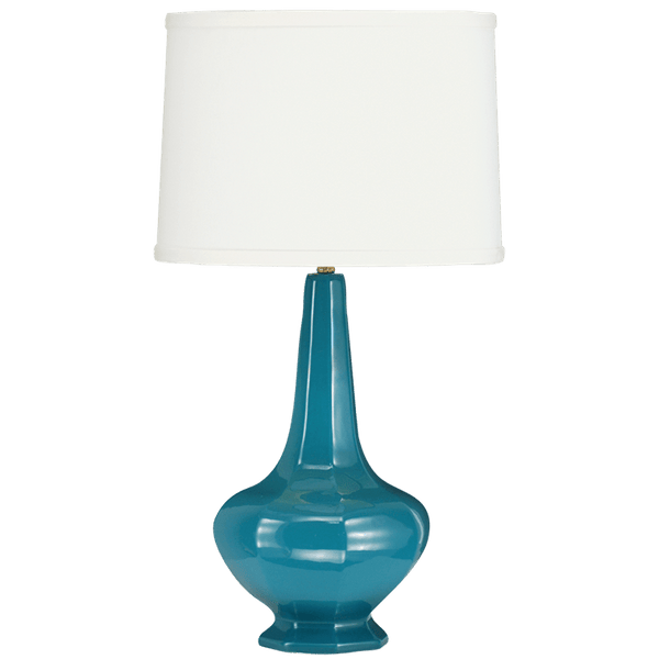 Turquoise Chic Lamp - Sarah Virginia Home