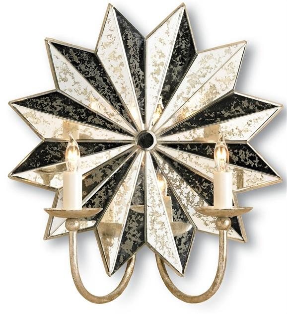 Starburst Wall Sconce - Sarah Virginia Home