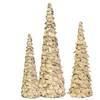 Tabletop Gold Christmas Tree - Sarah Virginia Home