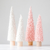 Fringe Fabric Tabletop Trees - Sarah Virginia Home