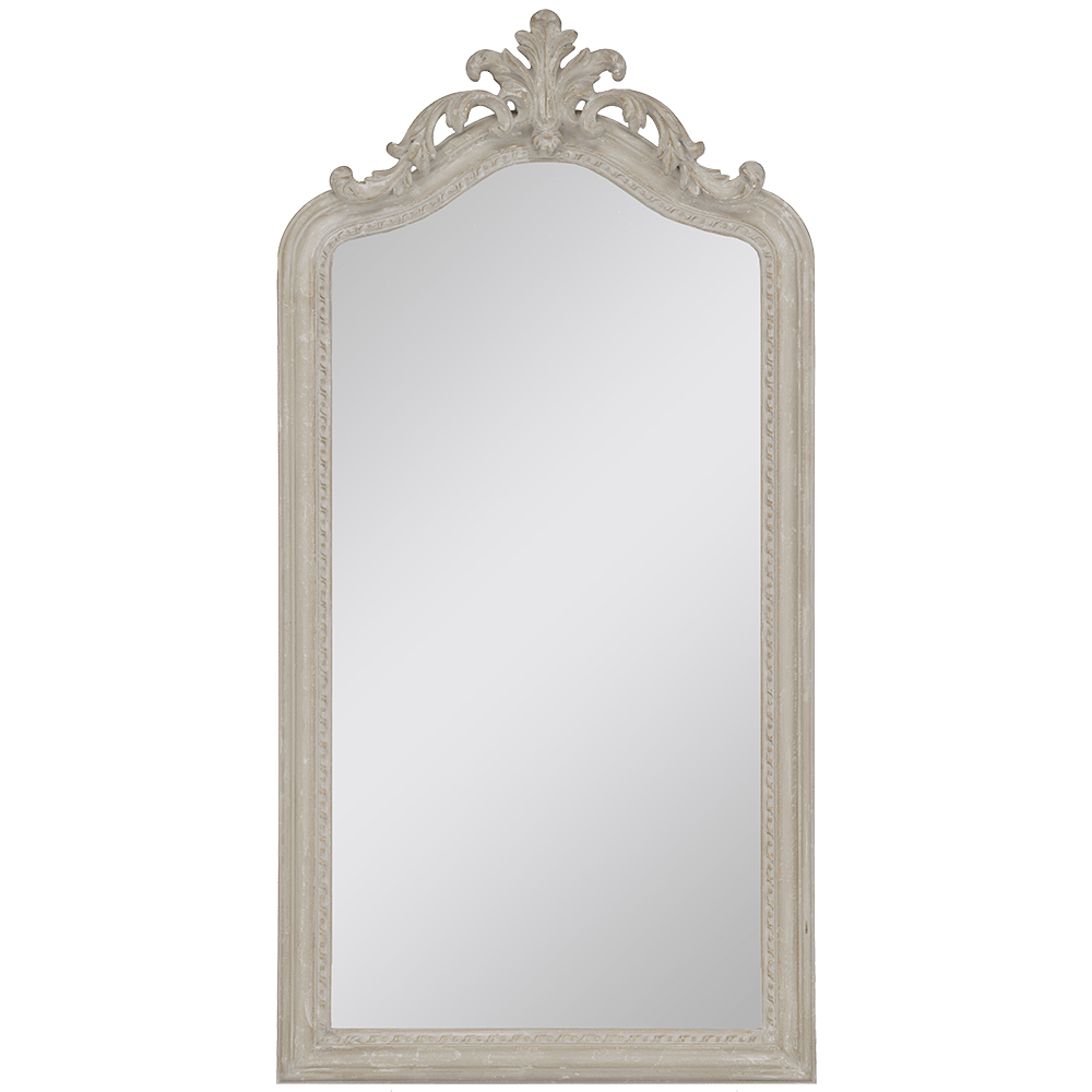 French Foyer Mirror - Sarah Virginia Home