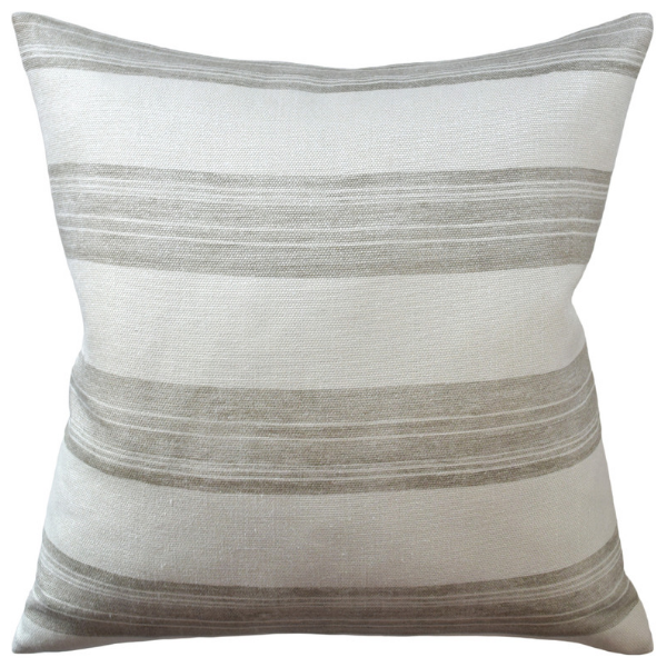Askew Pillow (Ivory) - Sarah Virginia Home