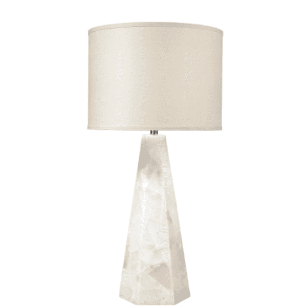 Borealis Hexagon Table Lamp - Sarah Virginia Home