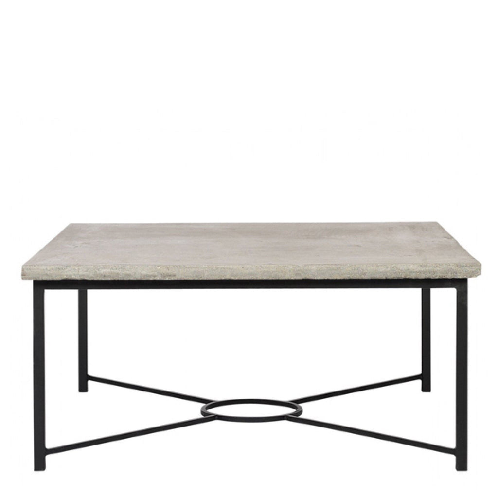 Chic Simplicity Coffee Table - Sarah Virginia Home
