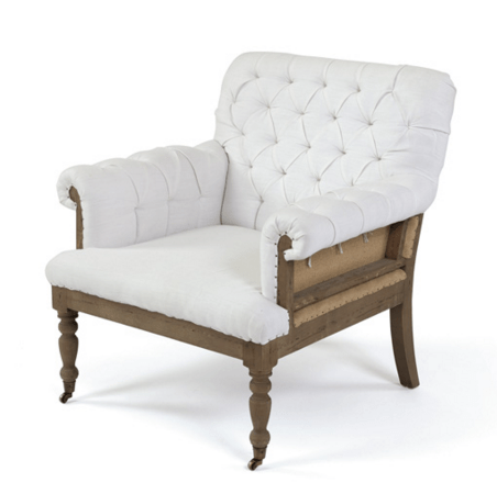 Deconstructed Armchair - Sarah Virginia Home
