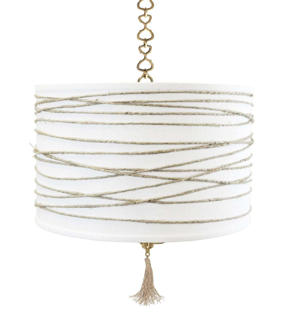 Ro sham beaux Gracie Pendant - Sarah Virginia Home