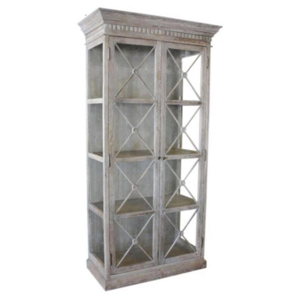 Glass Display Cabinet - Sarah Virginia Home