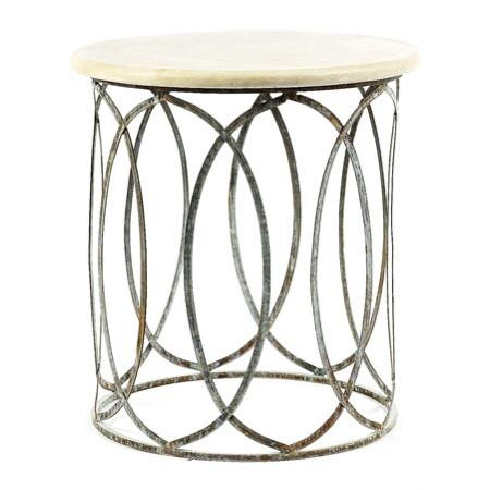 Eloise Side Table - Sarah Virginia Home
