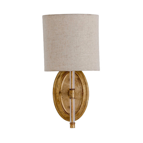 Belfast Sconce (Gold) - Sarah Virginia Home