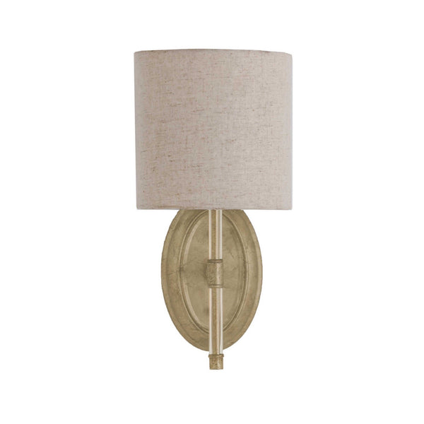 Belfast Sconce (Silver) - Sarah Virginia Home