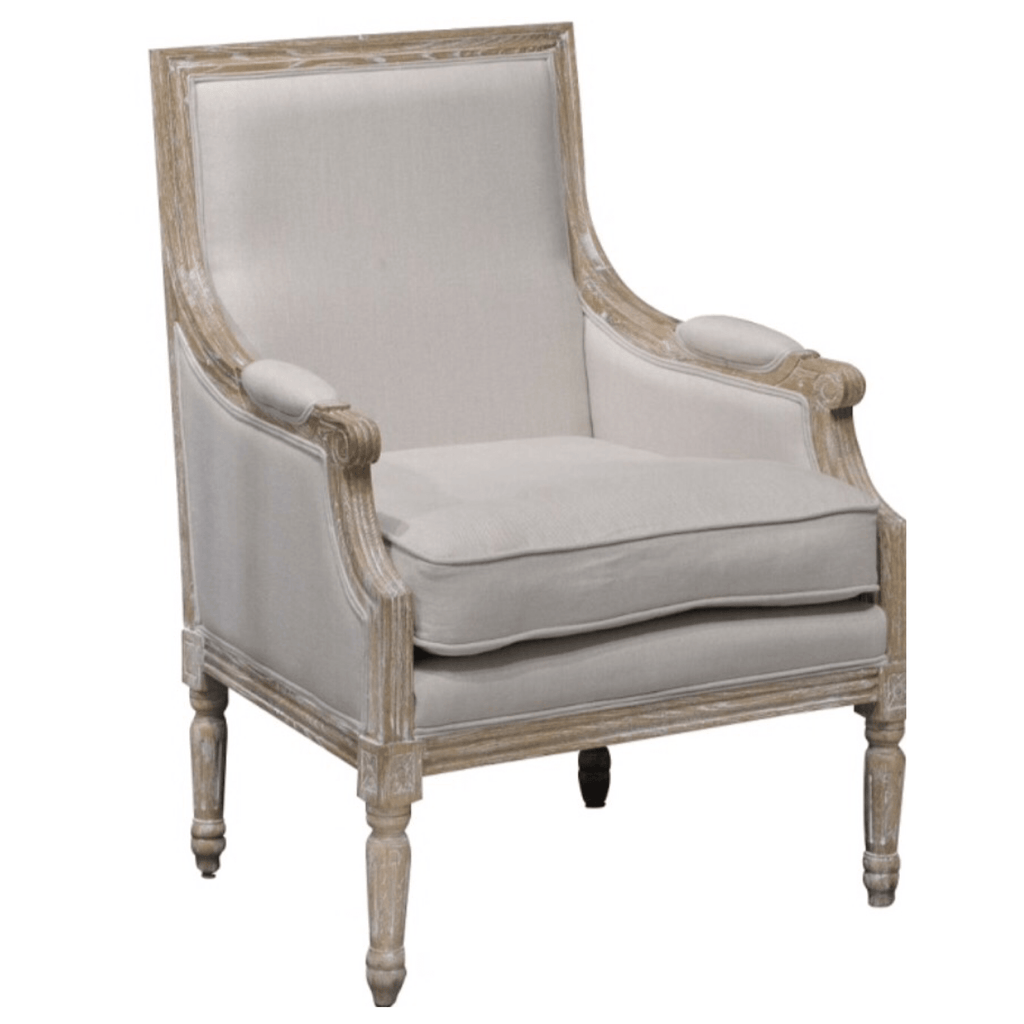 Jackson Occasional Chair - Sarah Virginia Home