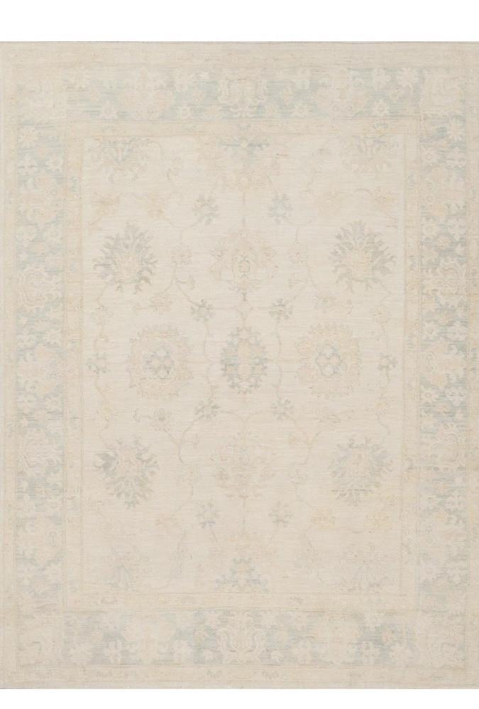 Kensley Rug (Stone/Light Blue) - Sarah Virginia Home